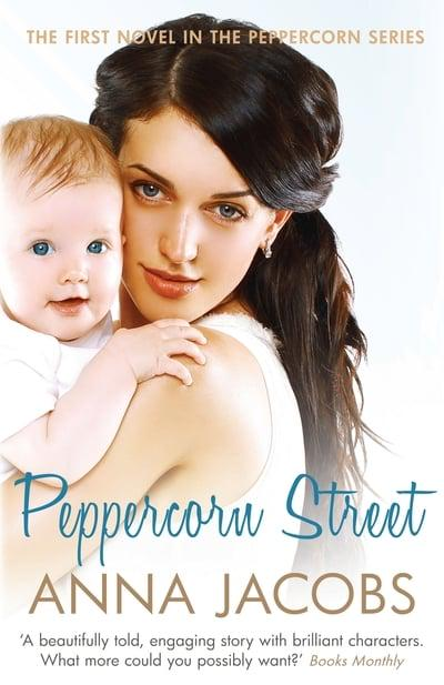 Anna Jacobs - Peppercorn Street