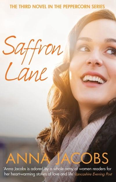 Anna Jacobs - Saffron Lane