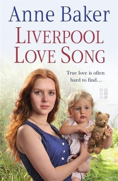 Anne Baker - Liverpool Love Song