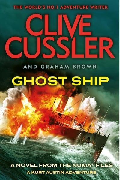 Clive Cussler - Ghost Ship