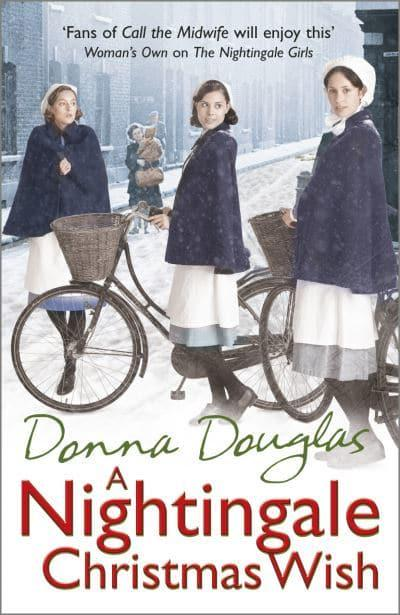 Donna Douglas - A Nightingale Christmas Wish