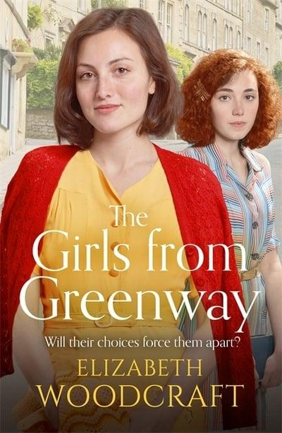 Elizabeth Woodcraft - The Girls From Greenway