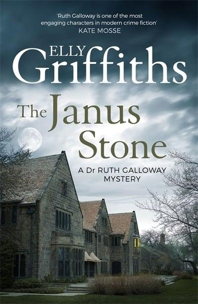 Elly Griffiths- The Janus Stone