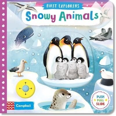 First Explorers Snowy Animals